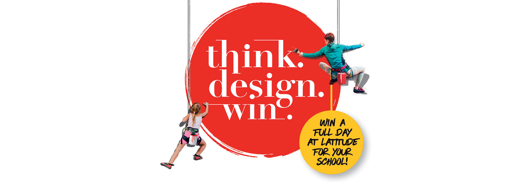 THINK.DESIGN.WIN COMPETITION