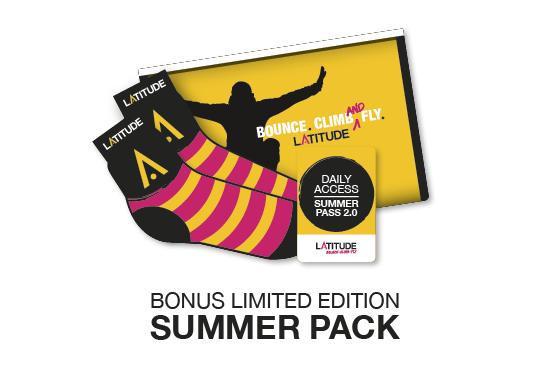 Summer pass pack