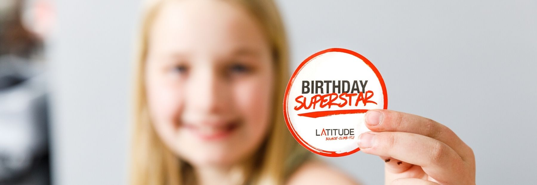 Celebrate your party at Latitude!
